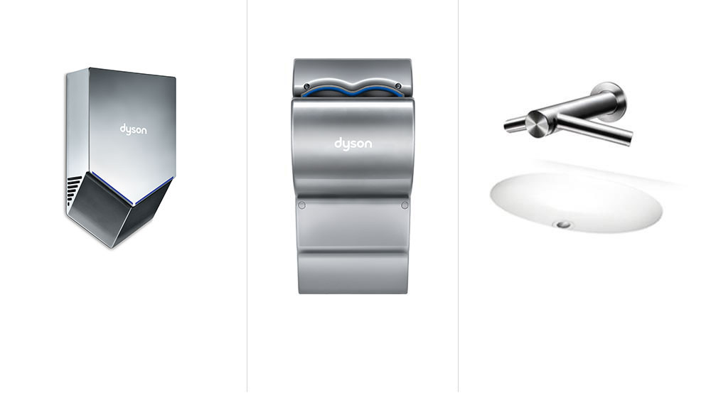 dyson airblade hand dryer running costs - Dyson Hand Dryer