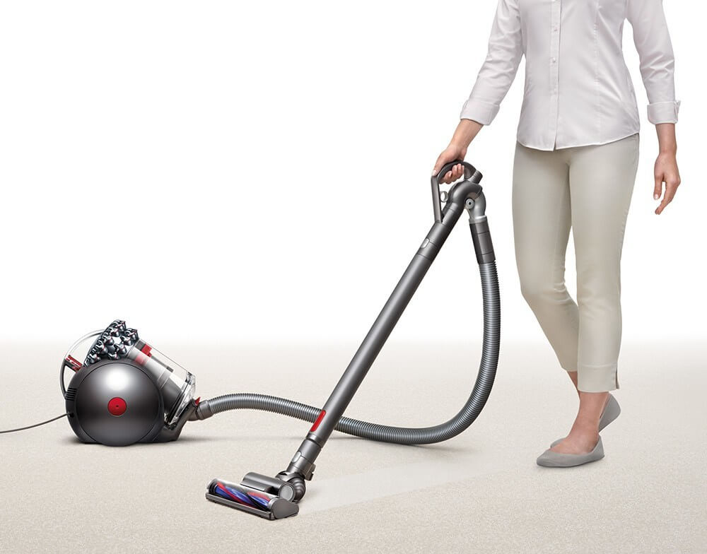 The Only Vacuum With No Maintenance And No Loss Of Suction.3