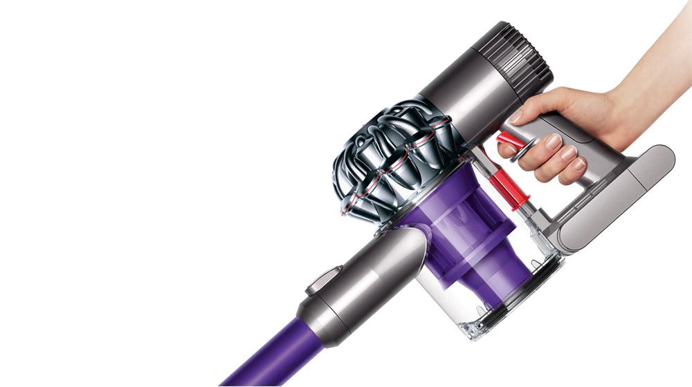 dc44 close up - Cordless Vacuum Cleaner
