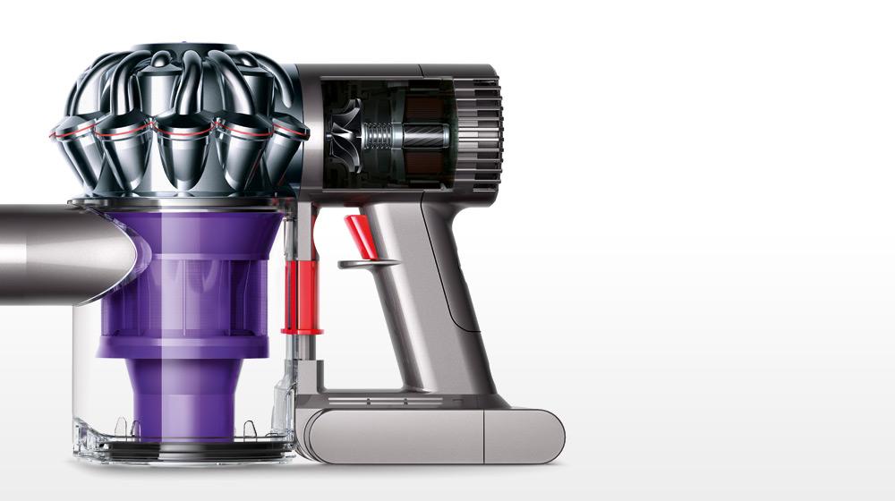 Двигатель v6 dyson dyson cinetic технология