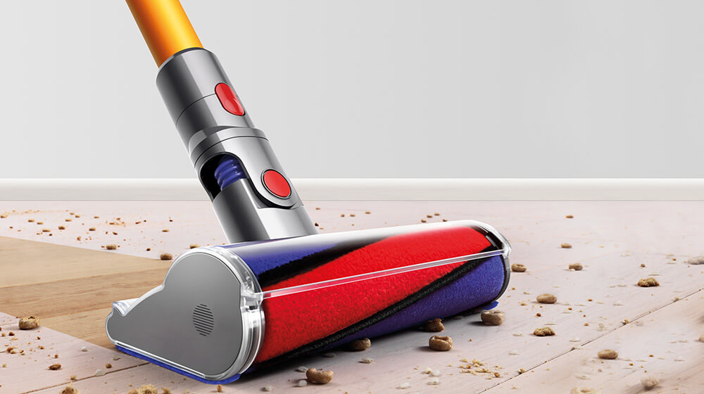 Dyson V8 Cord Free Vacuum Features Dyson